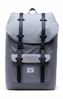 Little America Backpack - Grey/Black