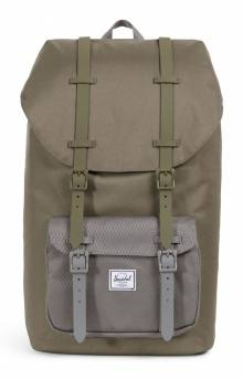 Little America Backpack - Ivy Green/Smoked Pearl