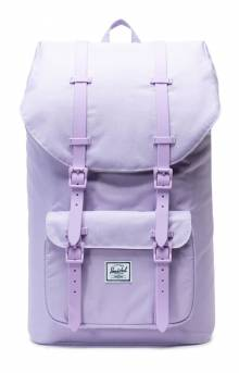 Little America Backpack - Lavendula Crosshatch