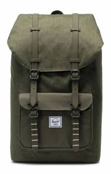 Little America Backpack - Olive Night X