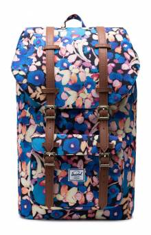 Little America Backpack - Painted Floral