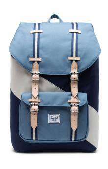 Little America Backpack - Peacoat/Blue Mirage/Pelican