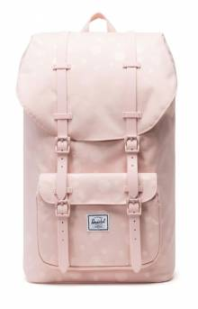 Little America Backpack - Polka Cameo Rose