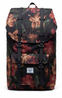 Little America Backpack - Tropical Hibiscus