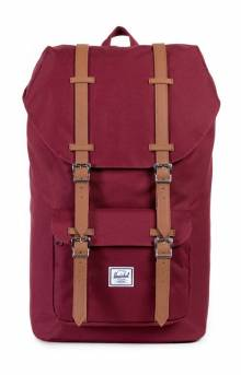 Little America Backpack - Windsor Wine