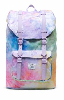 Little America Mid Backpack - Pastel Tie-dye