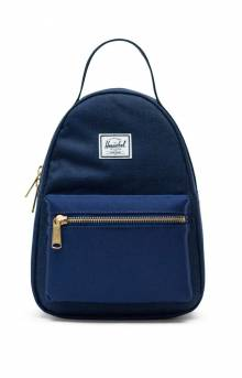 Nova Mini Backpack - Medieval Blue