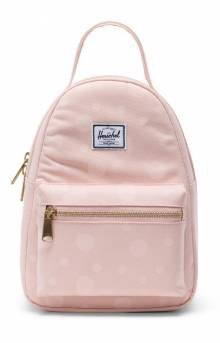 Nova Mini Backpack - Polka Cameo Rose