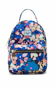 Nova Mini Backpack - Printed Floral