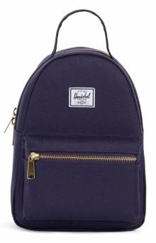 Nova Mini Backpack - Purple Velvet