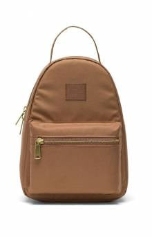 Nova Mini Light Backpack - Saddle Brown