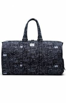 Novel Duffle Bag - Basquiat Beat Bop