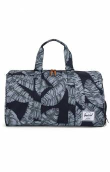 Novel Duffle Bag - Black Palm