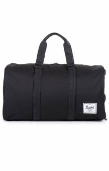 Novel Duffle Bag - Black/Black