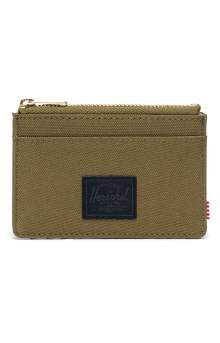 Oscar Wallet - Khaki Green