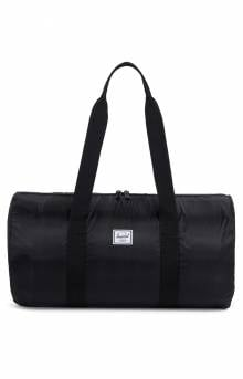 Packable Duffle Bag - Black
