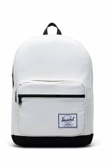 Pop Quiz Backpack - Blanc De Blanc Ripstop/Black