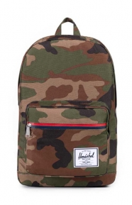 Pop Quiz Backpack - Woodland Camo/Multi Zip