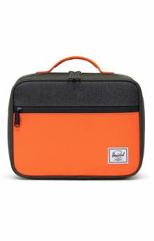 Pop Quiz Lunch Box - Forest Night/Orange