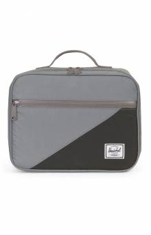 Pop Quiz Lunch Box - Silver/Black Reflective