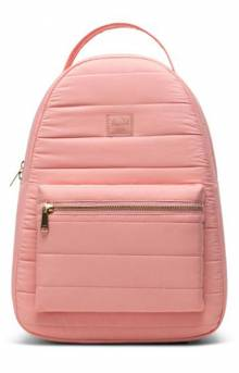 Quilted Nova Mid Backpack - Rosette