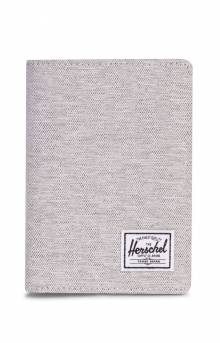Herschel, Raynor Passport Holder - Light Grey X