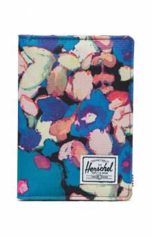 Raynor Passport Holder - Painted Floral