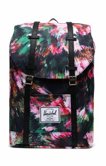 Retreat Backpack - Pixel Floral