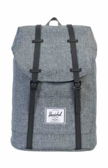 Retreat Backpack - Raven X/Black