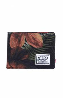 Roy Coin Wallet - Tropical Hibiscus