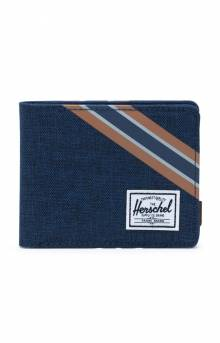 Roy Offset Collection Wallet - Medieval Blue X