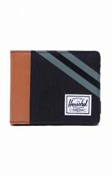 Roy Wallet - Black/Synthetic Leather