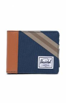 Roy Wallet - Navy/Synthetic Leather