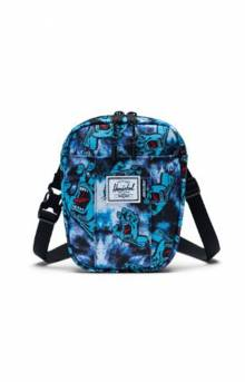 Santa Cruz Crossbody Bag - Tie Dye Screaming Hand