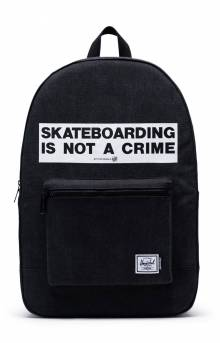 Santa Cruz Daypack - Crime/Black