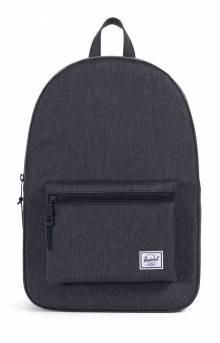 Settlement Backpack - Black X/Black