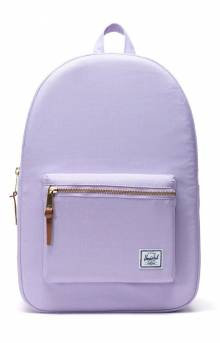 Settlement Backpack - Lavendula Crosshatch