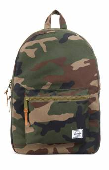 Settlement Backpack - Woodland Camo Rubber