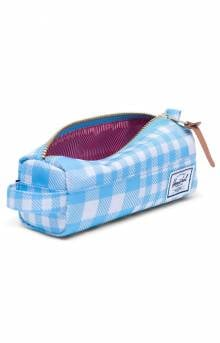Settlement Case - Gingham Alaskan Blue