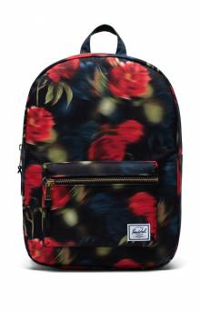 Settlement Mid Backpack - Blurry Roses
