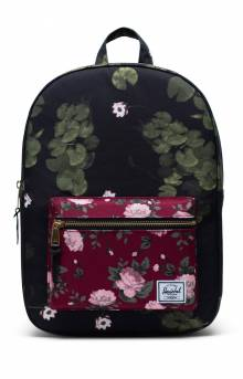 Settlement Mid Backpack - Fine China Floral