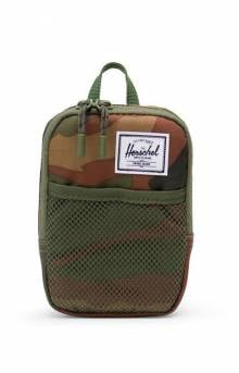 Sinclair Crossbody Small - Woodland Camo