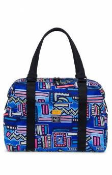 Strand Bag - Abstract Geo Blue