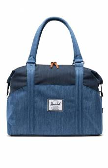 Strand Duffle Bag - Faded Denim/Indigo Denim