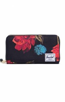 Thomas Wallet - Vintage Floral Black