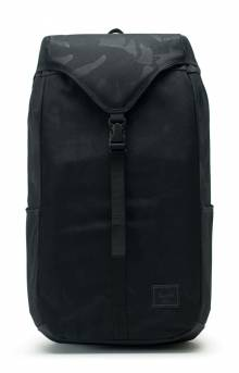 Thompson Delta Backpack - Black/Tonal Camo