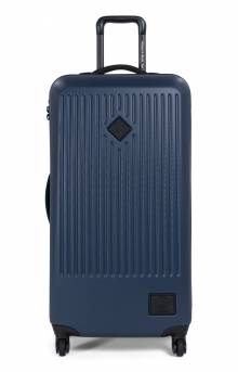 Trade Large Hardshell Luggage - Navy