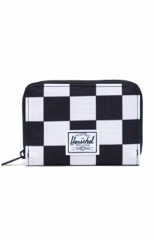 Tyler Wallet - Checker Black/White