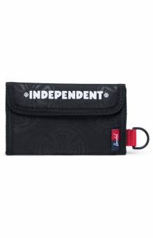 Fairway Wallet - Independent Multi Cross Black