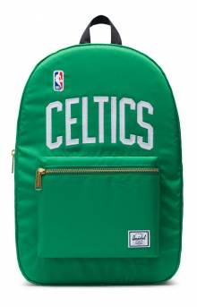 Settlement NBA Champions Backpack - Celtics/Green